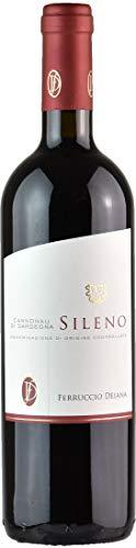 Ferruccio Deiana Sileno Cannonau di Sardegna DOC 2017 (1 x 0.75 l)