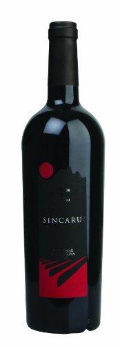 Az. Agr. Vigne Surrau SINCARU Cannonau di Sardegna DOC 2008 Sardinien (3er Pack / 3 Fl. x 0,75 l),...