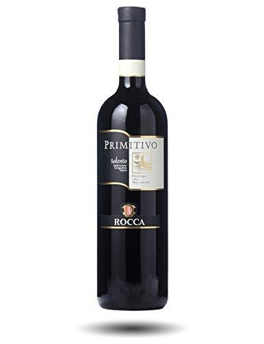 Angelo Rocca 2018 Primitivo Salento IGT 0.75 Liter