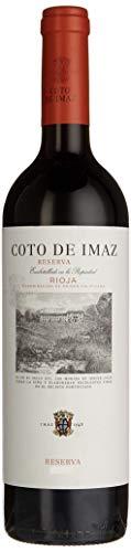 Coto de Imaz, Rioja Reserva D.O. Bodegas El Tempranillo 2014/2015 Trocken (1 x 0.75 l)