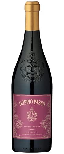 Doppio Passo Appassimento Primitivo Vino Passito Rotwein Wein trocken IGT Italien