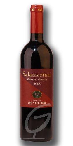Fattoria Montellori Salamartone Cabernet Sauvignon 2005 trocken (1 x 0.75 l)
