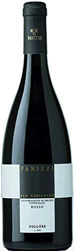 Panizzi Folgore Sangiovese 2012 trocken (1 x 750 ml)