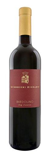 12x 0,75l - 2018er - Guerrieri Rizzardi - Bardolino Classico D.O.P. - Veneto - Italien - Rotwein...