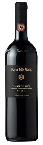 """Rocca delle Macie Chianti Classico Riserva """"Famiglia Zingarelli"""" 2016 Trocken (1 x 0.75 l)"""