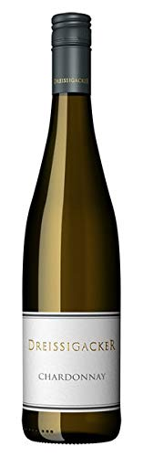 Dreissigacker Chardonnay QbA trocken 2018 BIO, Rheinhessen trocken (1 x 0.75 l)