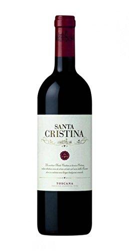 Santa Cristina Rosso Toscana IGT trocken (0,75 L Flaschen)