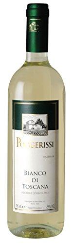 Renzo Masi Poggerissi Bianco Di Toscana IGT 2018 trocken (0,75 L Flaschen)