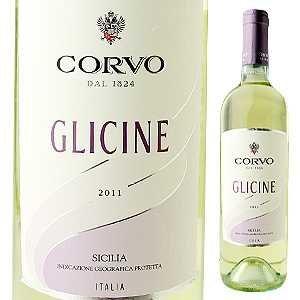 Glicine Bianco Sicilia IGP 2016 - Corvo - Duca di Salaparuta | Sommerwein | italienischer Weißwein...