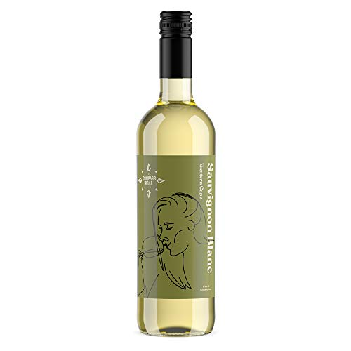 Amazon-Marke: Compass Road Sauvignon-Blanc-Weißwein, Südafrika, 1 x 750 ml
