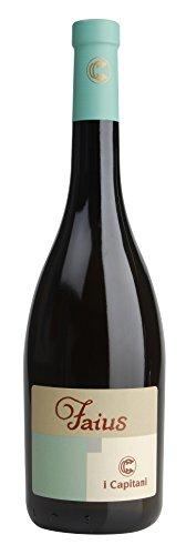 6x 0,75l - 2014er - I Capitani - Faius - Bianco - Irpinia D.O.C. - Kampanien - Italien - Weißwein...
