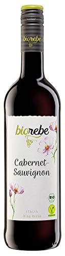 Biorebe Cabernet Sauvignon IGP Italien (1 x 0.75 l)