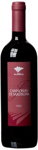 Az. Agr. Vigne Surrau JUANNISOLU Cannonau di Sardegna DOC 2010 Sardinien (6er Pack / 6 Fl. x 0,75...