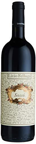 Livio Felluga Sossò Riserva - Colli Orientali del Friuli DOC Cuvée aus Merlot & Refosco - Barrique...