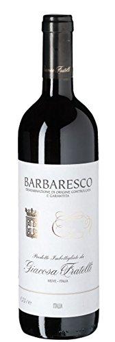 6x 0,75l - 2016er - Giacosa Fratelli - Barbaresco D.O.C.G. - Piemonte - Italien - Rotwein trocken