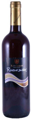 Rosenmuskateller'Rosenkavalier' Weingut Ritterhof, Kaltern VdT Rot süß 0,75 Ltr.