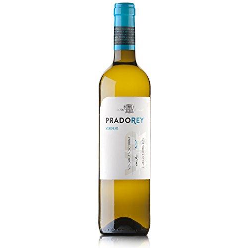 PRADOREY Verdejo - Weißwein - Spanischer Wein - Rueda - 100% Verdejo -Weinlese in der Nacht -...