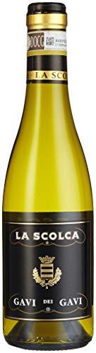 La Scolca Gavi Dei Gavi Docg Etichetta Nera Halbe Piemont 3751 2013 (3 x 0.375 l)
