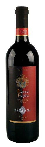 Angelo Rocca & Figli Rosso Puglia IGT Vezzani (6 x 0.75 l)