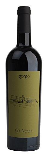 6x 0,75l - 2016er - Gorgo - Ca' Nova - Rosso Veronese I.G.T. - Veneto - Italien - Rotwein trocken