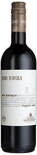 Montalto Organic Nero D'Avola Sicilia Igt (1 x 0.75 l)
