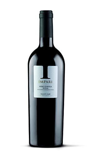 Impari Nero D'Avola Sicilia Vigneti Zabù 2015 (1 x 0,75L Flasche)