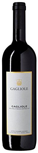 6x 0,75l - 2014er - Gagliole - Colli della Toscana Centrale I.G.T. - Italien - Rotwein trocken