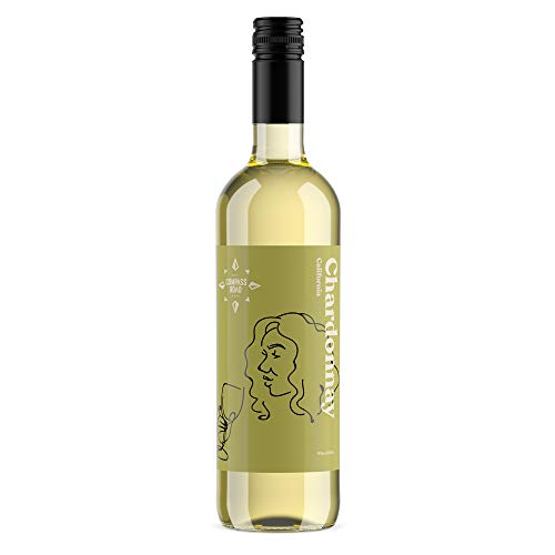 Amazon-Marke: Compass Road Chardonnay-Weißwein, Kalifornien, 1 x 750 ml