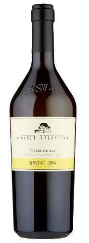 3 Flaschen Chardonnay Sanct Valentin DOC 2017 St. Michael-Eppan im Sparpack (93 falstaff-Punkte),...