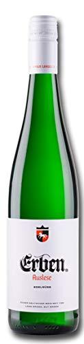ERBEN Auslese Edelsüß – Weißwein aus Deutschland – Prädikatswein 1 x 0.75 L