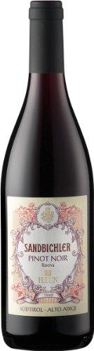H. Lun Sandbichler Pinot Noir Riserva DOC, 3er Pack 5002800 (3 x 0.75 l)