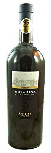 Edizione Cinque Autoctoni VDT 2017 von Fantini Farnese Vini, sensationeller Rotwein aus den Abruzzen...