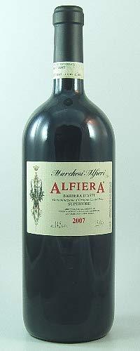 Barbera d`Asti Superiore Alfiera 2015 Marchesi Alfieri Magnum (1,5l), trockener Rotwein aus Piemont