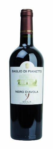 Baglio di Pianetto Nero d'Avola Y Sicilia IGT 2010 Sizilien (6er Pack / 6 Fl. x 0,75 l), 6er Pack (6...