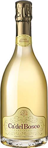 Ca' del Bosco Cuvée Prestige Extra Brut Franciacorta Schaumwein DOCG Italien (12 Flaschen)