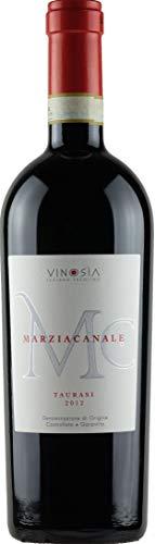 Rajamagra Taurasi Riserva DOCG 2012, Vinosia Aziende Agricole, trockener Rotwein aus Kampanien