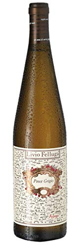 6x 0,75l - 2018er - Livio Felluga - Pinot Grigio - Colli Orientali del Friuli D.O.C. - Friaul -...