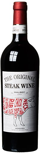 The Original Steak Wine Malbec Trocken (1 x 0.75 l)