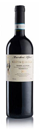 Marchesi Alfieri - Costa Quaglia Terre Alfieri D.O.C. Nebbiolo 0,75 lt