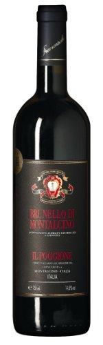 Il Poggione Brunello di Montalcino DOCG Sangiovese 2012/2013 trocken (1 x 0.75 l)