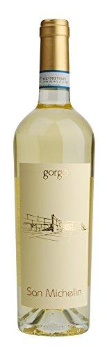 6x 0,75l - 2018er - Gorgo - San Michelin - Bianco di Custoza D.O.C. - Veneto - Italien - Weißwein...