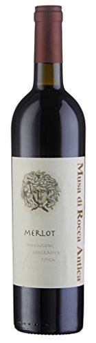 Merlot delle Terre di Chieti Abruzzo IGT tr. 2015 Di Camillo Vini, trockener Rotwein aus Abruzzen