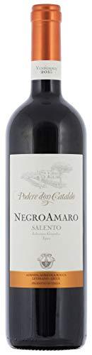 Angelo Rocca & Figli Negroamaro Salento IGT Podere Don Cataldo trocken (3 x 0.75 l)