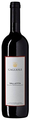 6x 0,75l - 2016er - Gagliole - Valletta - Colli della Toscana Centrale I.G.T. - Italien - Rotwein...