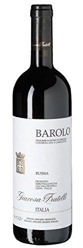 6x 0,75l - 2013er - Giacosa Fratelli - Bussia - Barolo D.O.C.G. - Piemonte - Italien - Rotwein...