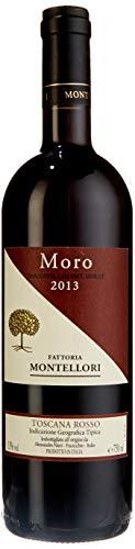 Fattoria Montellori Moro Toscana IGT 2012/2013  (1 x 0.75 l)