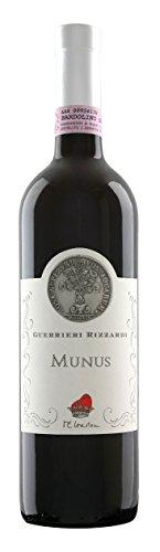 6x 0,75l - 2016er - Guerrieri Rizzardi - Munus - Bardolino Classico Superiore D.O.C.G. - Veneto -...