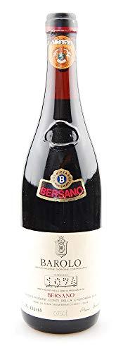 Wein 1974 Barolo Bersano Cremosina
