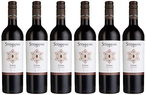 STEMMARI Syrah Sicilia DOC ( 6x 0,75 l )
