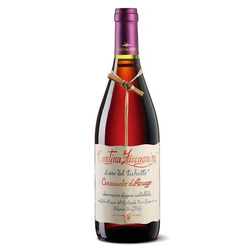 Zaccagnini Il vino dal tralcetto Cerasuolo d'Abruzzo 2019